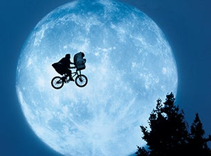 AAF: E.T. The Extra-Terrestrial in Concert