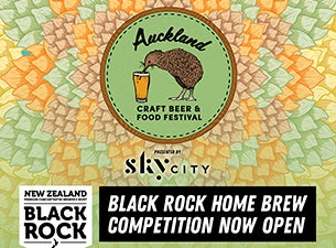Auckland Craft Beer & Food Festival - Homebrew Competition
