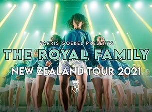 The Royal Family New Zealand Tour 2021