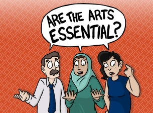 AAF: Are the Arts Essential?