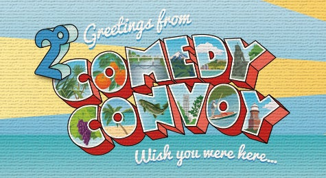 More info about2degrees Comedy Convoy