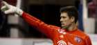 Goal Keeper Nick Vorberg