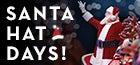 Santa Hat Days!