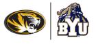Missouri vs. BYU