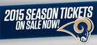 2015 Rams Season Tickets