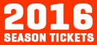 2016 Browns Tickets