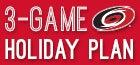 3-Game Holiday Plan
