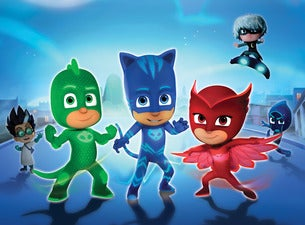 PJ Masks Live! VIP Meet & Greet Upgrade