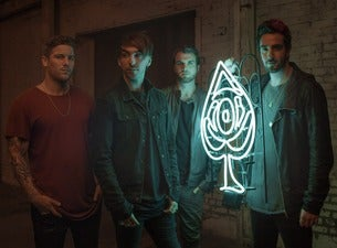 All time low tour dates in Wellington