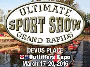 Ultimate Sport Show - Grand RapidsTickets