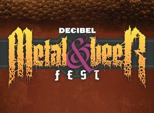 Decibel Metal & Beer Festival: Los Angeles Day 1