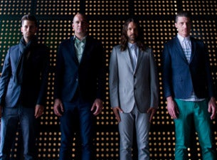 MUTEMATH Tickets and Events