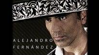 Alejandro Fernández at MGM Grand Garden Arena