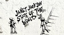 Janet Jackson: State of the World Tour presale password for performance tickets in a city near you (in a city near you)