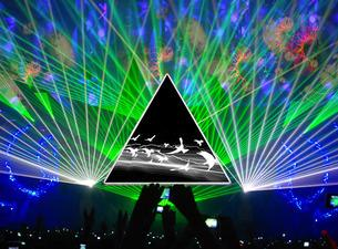 Paramount's Laser Spectacular, featuring the Music of Pink Floyd
