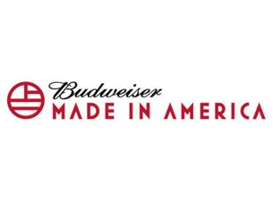 Budweiser Made in America Festival Tickets