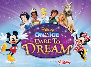 Disney On Ice presents Dare To Dream Tickets
