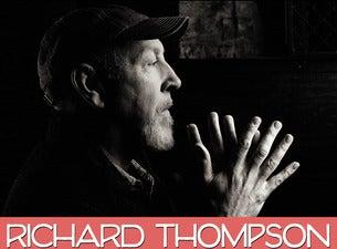 Richard ThompsonTickets