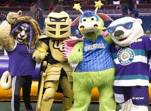 Celebrity Mascot Games | Orlando Insider Vacations