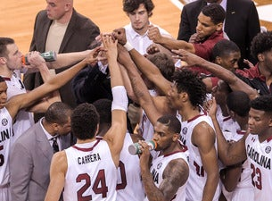 University of South Carolina Gamecocks Mens Basketball Tickets