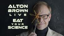 Alton Brown Live!  Eat Your Science Tour