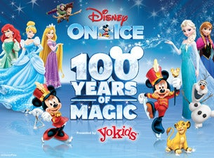 disney on ice celebrates 100 years of magic presented by