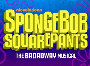 SpongeBob SquarePants Broadway NY Tickets Event Dates Schedule