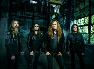 Megadeath Tickets and Events