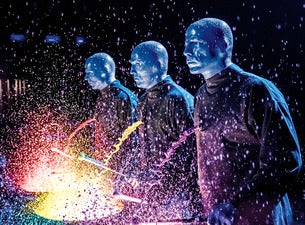 Blue Man Group Dates 98
