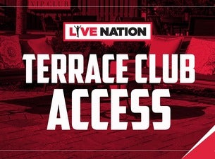 Saratoga PAC Terrace Club Access: Chris Young