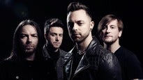 Bullet for My Valentine at Club Fever