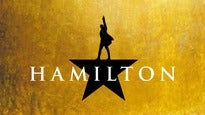Hamilton (Touring) Tickets