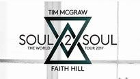 Soul2Soul The World Tour 2017 presale code for early tickets in a city near you