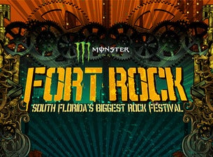 Fort Rock Festival Tickets
