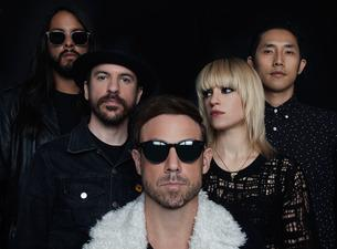 The Airborne Toxic EventTickets