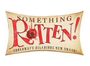 Something Rotten Comedy Musical