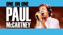 Paul McCartney at Target Center