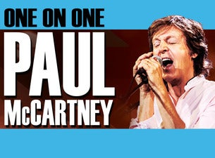 """Image result for """"Paul McCartney"""" AND """"one on one"""""""