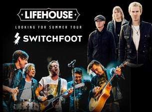 Lifehouse & Switchfoot in Concert feat. Brynn Elliott @ Rose Music Center | Huber Heights | Ohio | United States