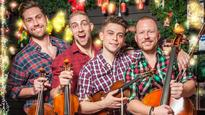 A Well-Strung Christmas at Amaturo Theater at Broward Center