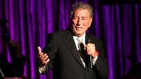 Tony Bennett at Outlaw Field at the Idaho Botanical Garden