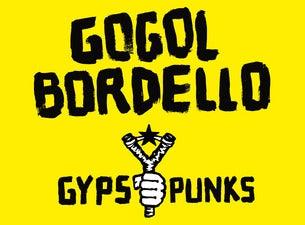 Gogol BordelloTickets