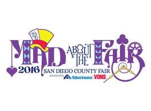 San Diego County Fair Summer Concert SeriesTickets