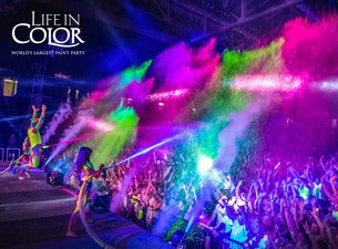 Life In Color Tickets