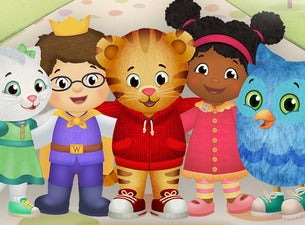 Daniel Tiger\'s Neighborhood Tickets | Event Dates & Schedule ...