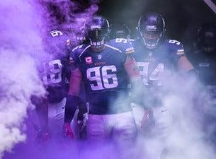 Minnesota VikingsTickets