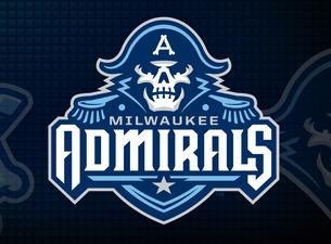 Milwaukee AdmiralsTickets