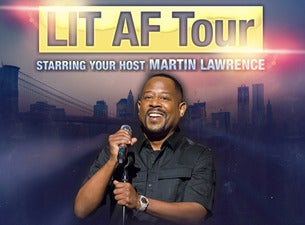 Martin lawrence tour dates in Melbourne