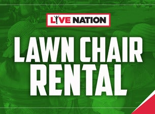 Lawn Chair Rental: The Flaming Lips - This Is NOT A Concert Ticket
