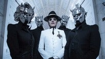 GHOST: A Pale Tour Named Death presale password